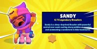 Sandy Brawl Stars